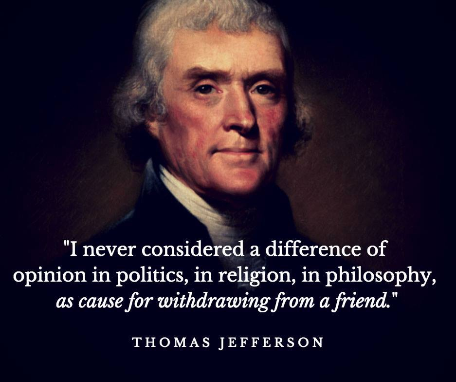 jefferson opinion